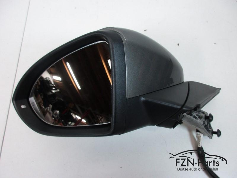 vw golf 7 spiegelset inklapbaar side assist spiegel. Black Bedroom Furniture Sets. Home Design Ideas