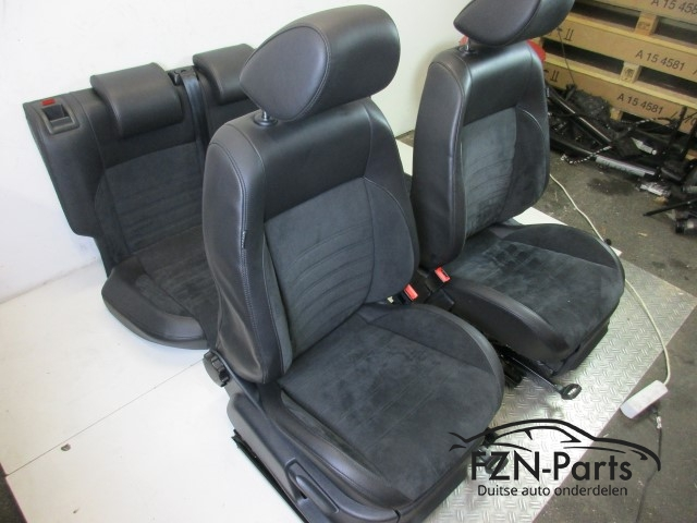 VW Polo 6C / 6R Interieur Leer / Alcantara - FZN Parts