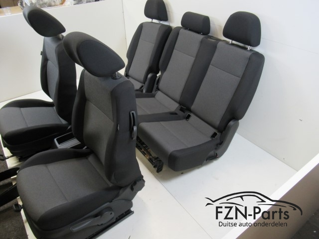 VW Caddy 2017 Interieur Stof 5-Persoons - FZN Parts