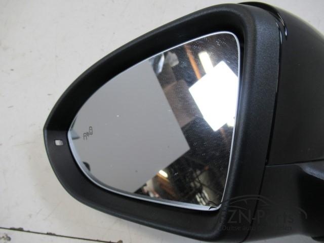 vw golf 7 spiegelset side assist lc9x spiegel set links. Black Bedroom Furniture Sets. Home Design Ideas